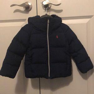 Ralph Lauren Girl Toddler coat